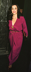 COUNTESS ALBINA DU BOISROUVRAY at a ball in London on 12th March 1999.MPH 43