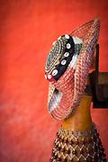 Close up of traditional Cuban musical instrument, Havana, Cuba