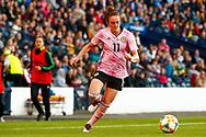 Scotland Lisa EVANS (Arsenal WFC (ENG)) during the International Friendly match between Scotland Women and Jamaica Women at Hampden Park, Glasgow, United Kingdom on 28 May 2019.