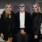London, UK. 2nd November 2017. A hosts of Celebrity attends Day of the Dead at Leicester Square Kitchen, London, UK