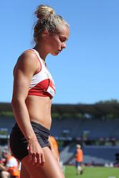 Athletics - Aarhus: Danish Championships in athletics 2015 on August 9, 2015 in Aarhus, Denmark. (Allan Jensen/EVENTMEDIA).