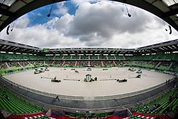 Trude Hestengen, (NOR), Tobajo Pik Disney - Grand Prix Team Competition Dressage - Alltech FEI World Equestrian Games™ 2014 - Normandy, France.<br /> © Hippo Foto Team - Leanjo de Koster<br /> 25/06/14
