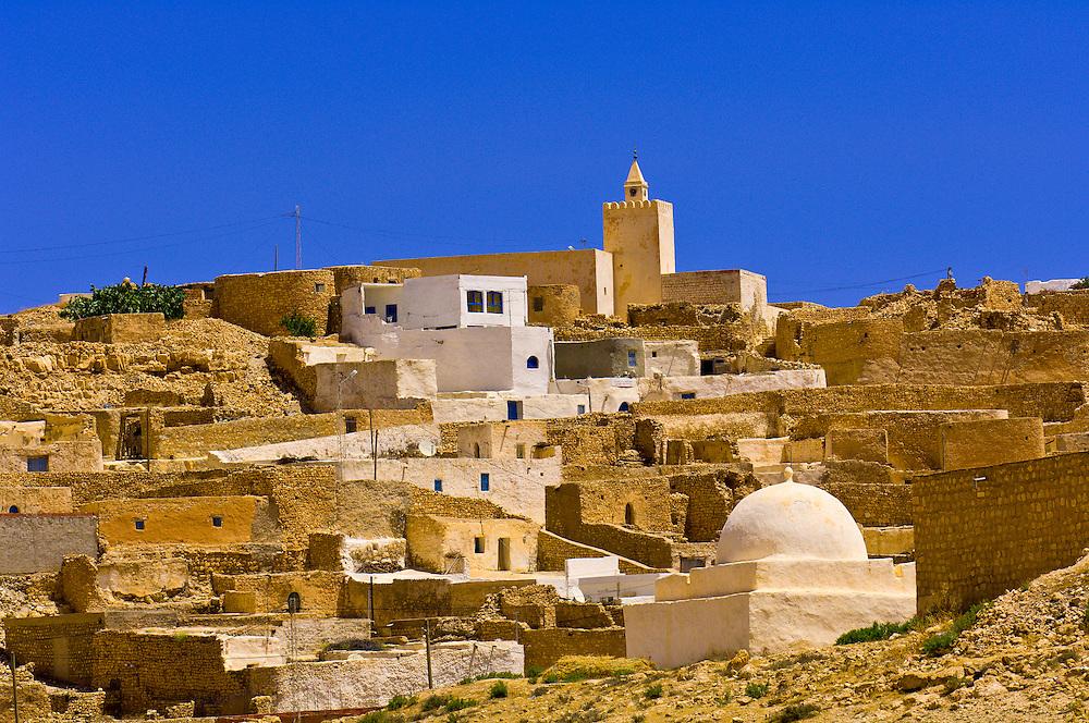 Village of Tamezret, Tunisia