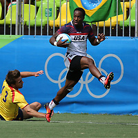 2016.08.10 Men's Rugby 7s Olympics USA vs. Spain