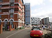 Wet Dock redevelopment, Ipswich, Suffolk, England