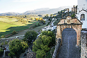 Ronda, Andalusia, Spain Palace of the Marquis of Salvatierra