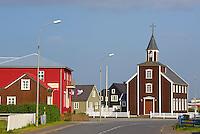 Islande, region de Selfoss, Eyrarbakki // Iceland, Selffos area, Eyrarbakki