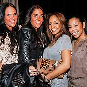 NLD/Huizen/20111223-  Lancering LAF Femme, Maybritt en Danielle Slof en ….., …..