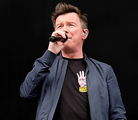 Rick Astley at the Isle Of Wight  Festival 2019 Photo by Dawn Fletcher Park