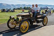 1908 Stanley Steamer at WAAAM.