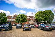 Henley-On-Thames, Berkshire, UK., Wednesday<  26/05/2021, Leander Club, Car Park, [Mandatory Credit © Peter Spurrier/Intersport Images],