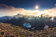 Musala peak is the highest peak on Balkan Peninsula