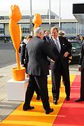 Zijne Koninklijke Hoogheid de Prins van Oranje houdt woensdag 26 mei een toespraak op de 17e editie van het internationale World Congress on Information Technology (WCIT2010) in de RAI te Amsterdam. Doel van het WCIT2010 is het uitwisselen van ideeën hoe ICT-toepassingen kunnen bijdragen aan oplossingen voor mondiale problemen op economisch en sociaal gebied.////<br /> His Royal Highness the Prince of Orange is a Wednesday, May 26 speech at the 17th edition of the International World Congress on Information Technology (WCIT2010) at the RAI in Amsterdam. Purpose of the WCIT2010 is to exchange ideas about how ICT applications can contribute to solutions to global problems in economic and social spheres.