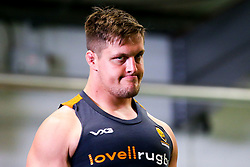 Nick Schonert of Worcester Warriors during preseason training ahead of the 2019/20 Gallagher Premiership Rugby season - Mandatory by-line: Robbie Stephenson/JMP - 06/08/2019 - RUGBY - Sixways Stadium - Worcester, England - Worcester Warriors Preseason Training 2019