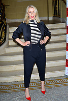 Sarah Dallin attend photocall to launch the Vanity Project for The Prince's Trust at Cafe Royal    Photo Brian Jordan