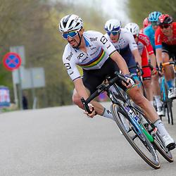 18-04-2021: Wielrennen: Amstel Gold Race men: Berg en Terblijt <br />Julian Alaphillipe