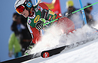 Alpint<br /> FIS World Cup<br /> Sölden Østerrike<br /> Oktober 2017<br /> Foto: Gepa/Digitalsport<br /> NORWAY ONLY<br /> <br /> SOELDEN,AUSTRIA,28.OCT.17 - ALPINE SKIING - FIS World Cup season opening, Rettenbachferner, giant slalom, ladies. Image shows Nina Haver-Løseth (NOR). Photo: GEPA pictures/ Andreas Pranter