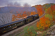 Steamtown National Historic Site, historic train excursion, Scranton, PA