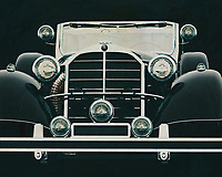 Mercedes 770K Limousine<br /> The Mercedes 770K was Germany's most prestigious limousine at the end of the 1930s. Not only german dignitaries drove this Mercedes but it was also used by many European and American leaders until the fifties. <br /> This painting brings this stylish Mercedes into your interior. -<br /> <br /> BUY THIS PRINT AT<br /> <br /> FINE ART AMERICA<br /> ENGLISH<br /> https://janke.pixels.com/featured/mercedes-770k-limousine-jan-keteleer.html<br /> <br /> WADM / OH MY PRINTS<br /> DUTCH / FRENCH / GERMAN<br /> https://www.werkaandemuur.nl/nl/shopwerk/Mercedes-770K-Limousine/571993/132