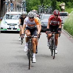 29-05-2015: Wielrennen: Boels Hils Classic: Berg en TerblijtBERG EN TERBLIJT (NED) wielrennen;De Boels Hills Classic is de Amstel Goldrace voor vrouwen met 15 heuvels en bijna 2000 hoogte meters. Thalita de Jong
