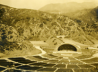 1926 The first real shell at the Hollywood Bowl