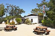 Picnic Area at Serrano Adobe at Heritage Hill Historical Park