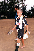*File Photo* FUNCHAL, PORTUGAL - Portuguese football star Cristiano Ronaldo child when start playing football on his native Funchal, Madeira Island.<br /> PHOTO: CITYFILES