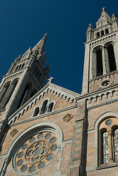 Basilica of Our Lady of Perpetual Help on Mission Hill, Boston, Massachusetts, US, October 2007