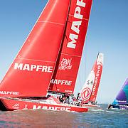 © Maria Muina I MAPFRE. Itajaí practice race. Regata de entrenamiento en Intajaí.
