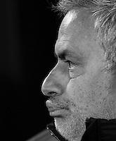 Manchester United manager Jose Mourinho   <br /> <br />                                                 <br /> Photographer Craig Mercer/CameraSport<br /> <br /> The Premier League - Crystal Palace v Manchester United - Wednesday 14th December 2016 - Selhurst Park - London<br /> <br /> World Copyright © 2016 CameraSport. All rights reserved. 43 Linden Ave. Countesthorpe. Leicester. England. LE8 5PG - Tel: +44 (0) 116 277 4147 - admin@camerasport.com - www.camerasport.com   Photographer Craig Mercer/CameraSport<br /> <br /> The Premier League - Crystal Palace v Manchester United - Wednesday 14th December 2016 - Selhurst Park - London<br /> <br /> World Copyright © 2016 CameraSport. All rights reserved. 43 Linden Ave. Countesthorpe. Leicester. England. LE8 5PG - Tel: +44 (0) 116 277 4147 - admin@camerasport.com - www.camerasport.com