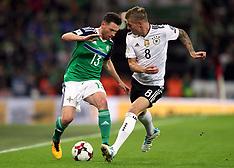 Northern Ireland v Germany, 5 October 2017