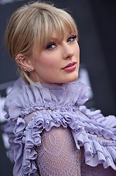 Taylor Swift attends the 2019 Billboard Music Awards at MGM Grand Garden Arena on May 1, 2019 in Las Vegas, Nevada. Photo by Lionel Hahn/ABACAPRESS.COM