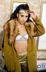 Singer Kali Uchis attending Roc Nation's The Brunch at One World Trade Center in New York City, NY, USA, on January 27, 2018. Photo by Dennis van Tine/ABACAPRESS.COM