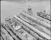 """Ackroyd 11639-09 """"Port of Portland. Aerials. April 25, 1963"""""""