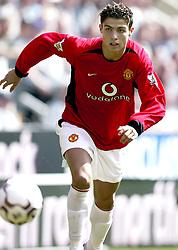 August 23, 2003 - Newcastle - 030823 Fotboll, engelsk: Cristiano Ronaldo, Manchester United..© BildbyrŒn - Cop 31 (Credit Image: © Bildbyran via ZUMA Press)