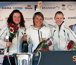 Ekaterina Skudina winner of the Stena Match Cup Sweden 2010, Marstrand-Sweden. photo: Loris von Siebenthal - myimage