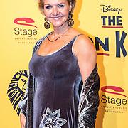 NLD/Scheveningen/20161030 - Premiere musical The Lion King, Mariska van Kolck
