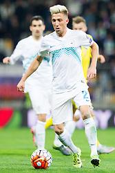 Kevin Kampl (SLO) during the UEFA EURO 2016 Play-off for Final Tournament, Second leg between Slovenia and Ukraine, on November 17, 2015 in Stadium Ljudski vrt, Maribor, Slovenia. Photo by Urban Urbanc / Sportida