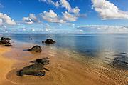 The Shores Of Anini Beach Kaui Hawaii