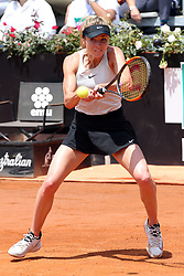 May 18, 2018 - Rome, Rome, Italy - 18th May 2018, Foro Italico, Rome, Italy; Italian Open Tennis; Elina Svitolina (UKR) during her quarte-final match won against Angelique Kerber (GER) 6-4, 6-4. Credit: Giampiero Sposito/Pacific Press (Credit Image: © Giampiero Sposito/Pacific Press via ZUMA Wire)