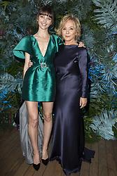 Alberta Ferretti, Annabelle Belmondo attend the Alberta Ferretti cruise collection fashion show held at Monaco Yacht Club, Monaco on May 18 , 2109. Photo by ABACAPRESS.COM