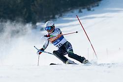TOKAI Masahiko, JPN, Slalom, 2013 IPC Alpine Skiing World Championships, La Molina, Spain