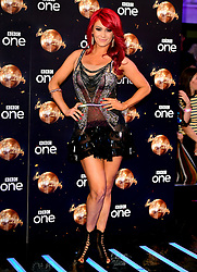 Dianne Buswell at the launch of Strictly Come Dancing 2018 held at The Broadcasting House, London.