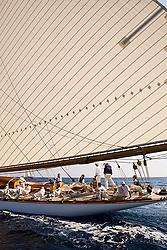 © Sander van der Borch. St. Tropez, 30 September 2008. Voiles de Stropez. First day of the classics.