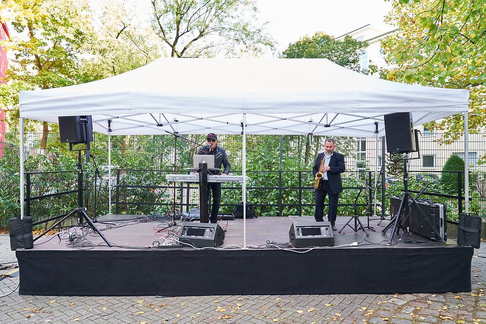 Germany, Berlin, 2017/10/08<br /> <br /> Sukkot 2017 in Berlin