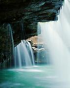 Falling Waters Fall, Falling Waters Creek, Ozark National Forest, Arkansas.