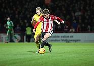Brentford v Middlesbrough 120116