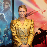 NLD/Amsterdam/20191218 - Premiere van Star Wars: The Rise of Skywalker, Melissa Drost