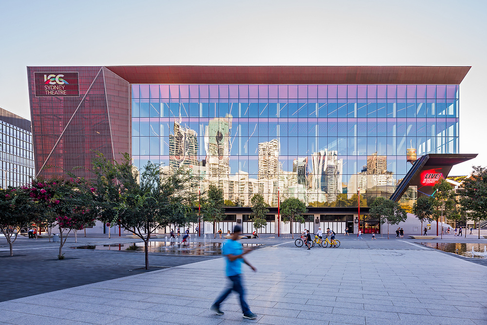 ICC Sydney Theatre reflection