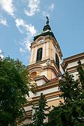St. Leopold Catholic Church, Alexander Poch Platz, 2nd district, Vienna, Austria